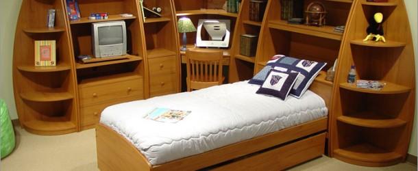 Yatak Odası Takımlarında Çekmeceli Yataklar
