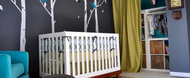 Güvenli Bebek Odası Takımları