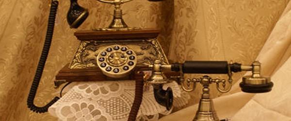 Antika Telefonlar