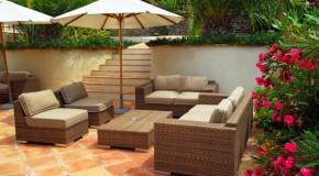 Rattan Bahçe Mobilyaları Fiyatları