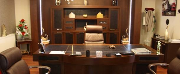 Klasik Ofis Dekorasyonu…