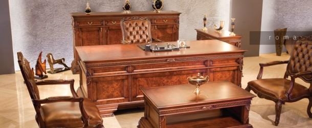 Klasik Ofis Mobilyaları…