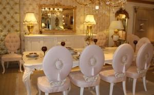 gimo klasik yemek odası